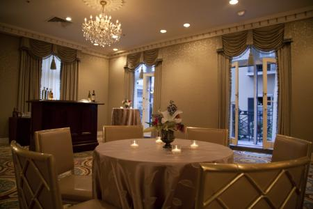 private event venue in New Orleans at Hotel Monteleone