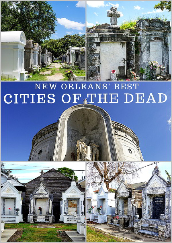 New Orleans' Best Cities of the Dead. Learn more about our favorite cemeteries to visit at HotelMonteleone.com