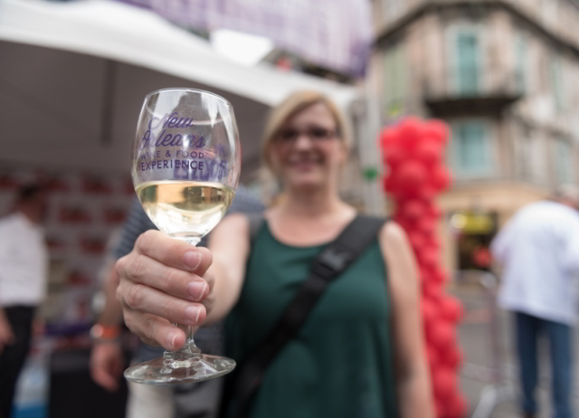 New Orleans Wine & Food Experience is one of the premiere events during Memorial Day weekend. (Photo courtesy NOWFE)
