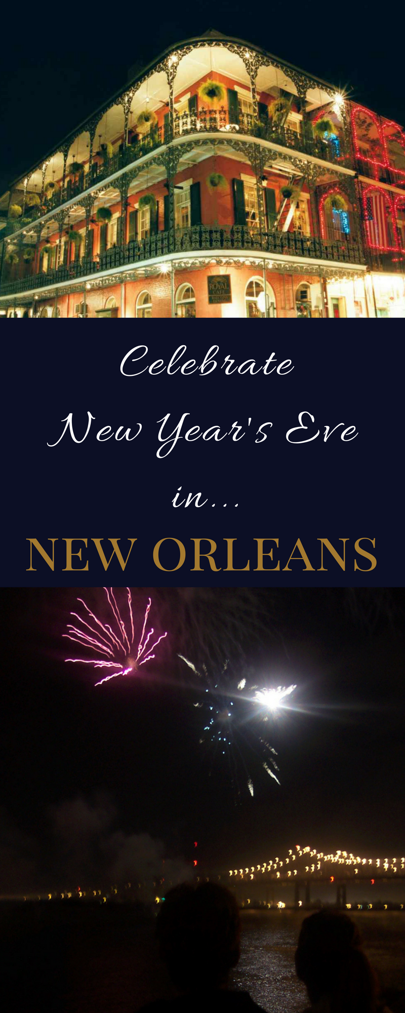Ring in the New Year at one of the most historic spots in the French Quarter. There's still time to to book a room at Hotel Monteleone and take advantage of the fabulous New Year's Eve Package. Plan your visit to New Orleans today! (Photo credits: Falkue and Alli)