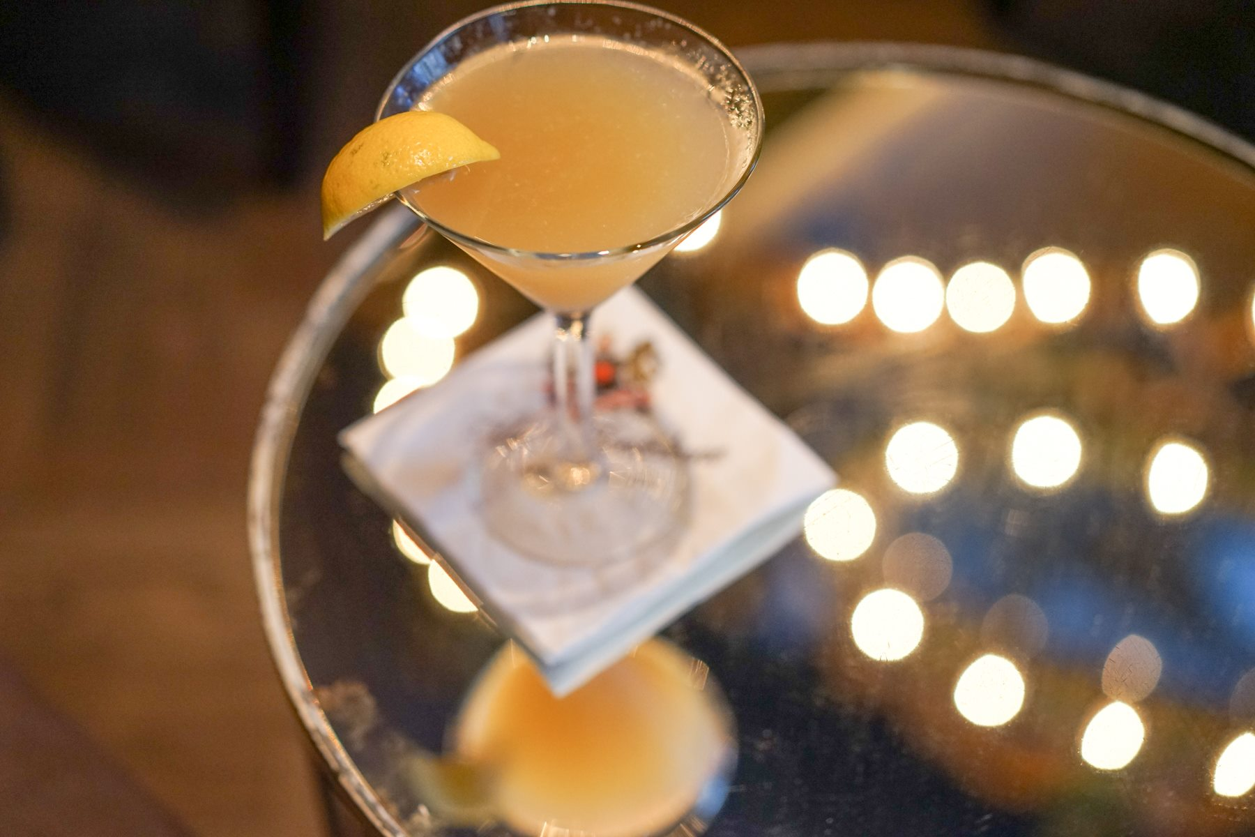 Enjoy a cocktail at The Carousel Bar and revel in the spirit of Tennessee Williams
