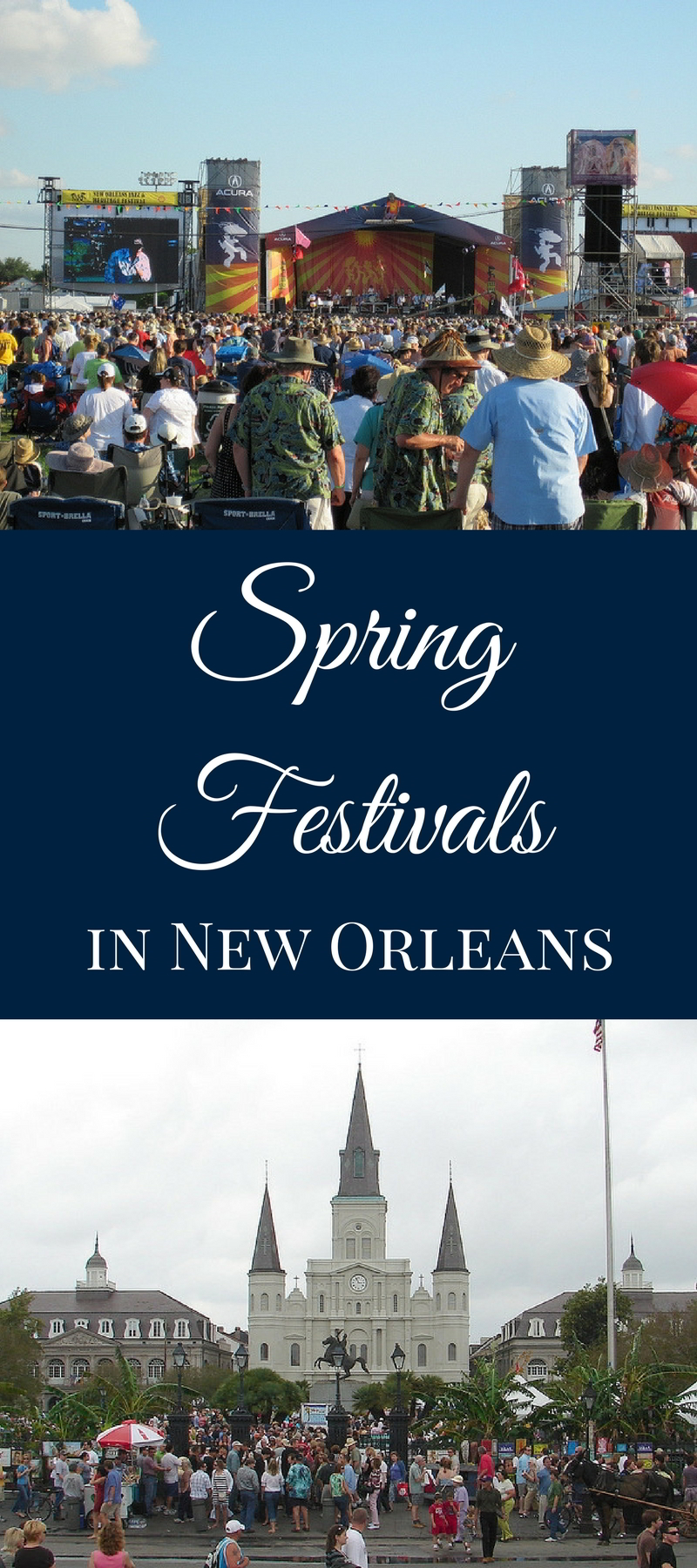 New Orleans Food Festival April