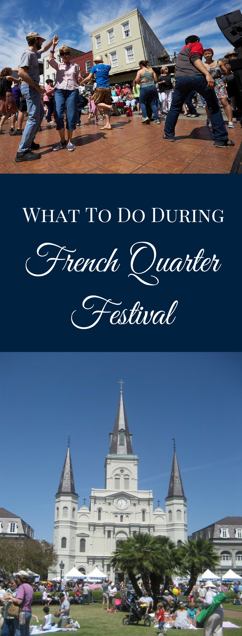 From Thursday, April 6 through Sunday, April 9, 2017 French Quarter Festival will celebrate with a huge free festival in New Orleans' oldest neighborhood.