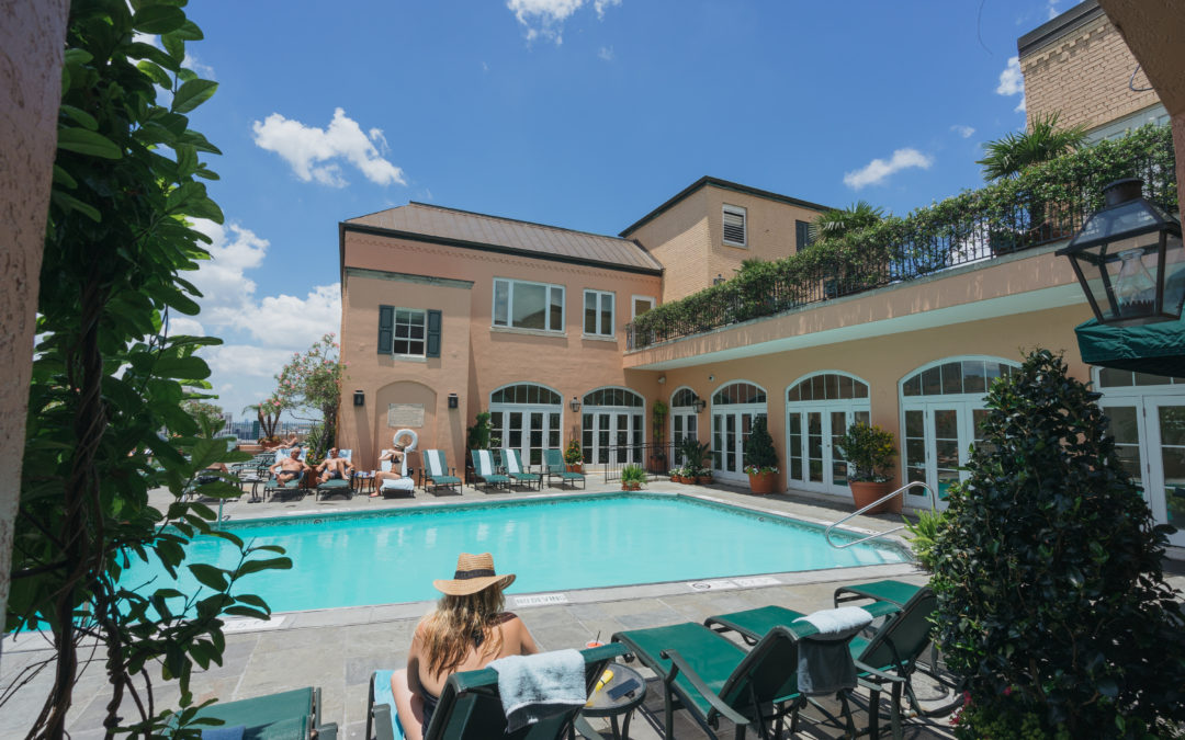 Sweet, Sweet Summertime at the Hotel Monteleone