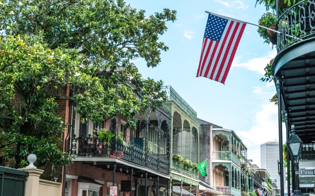 July 4th Holiday Weekend in New Orleans: Fireworks, Family Fun, Essence Fest and More