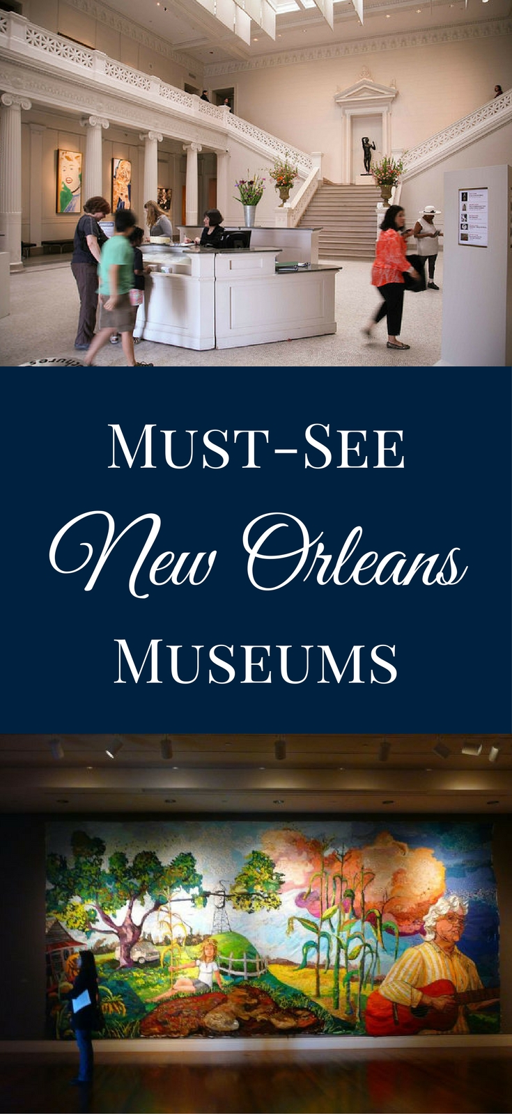 Each August, museums around New Orleans offer patrons special savings with New Orleans Museum Month. We think you'll agree that these museums are worth the trip.