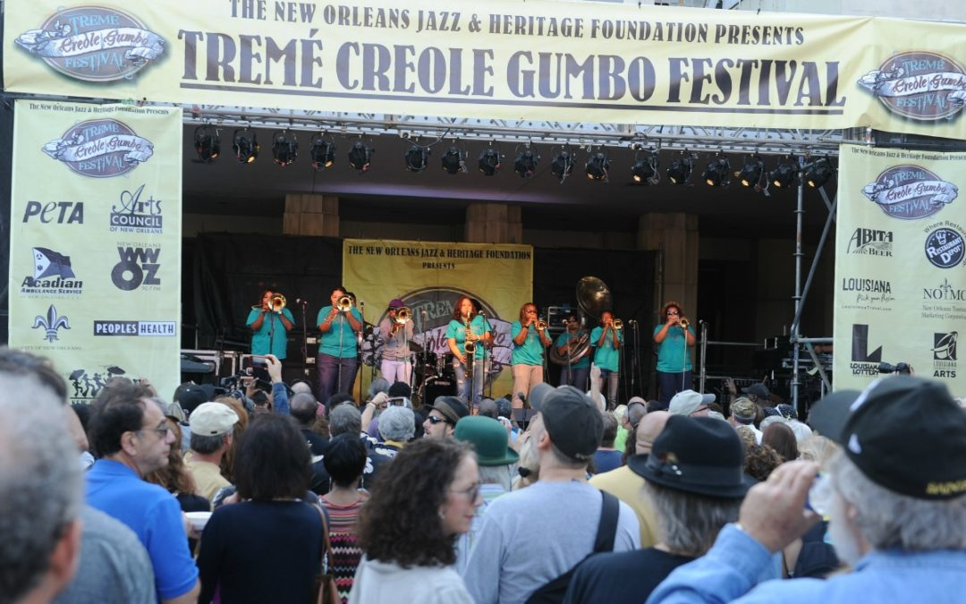 A Local Favorite: A Guide to the 2018 Treme Creole Gumbo Festival