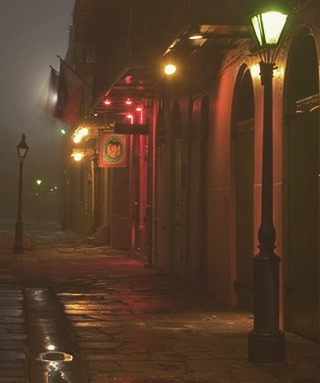 Take a ghost tour in New Orleans, one of the United States' spookiest cities with plenty of ghost stories to explore.