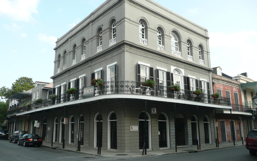 Take A Haunted Tour of New Orleans This Fall