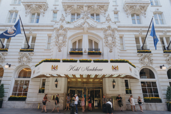 Hotel Monteleone Named I Prefer Members' Choice Award Winner