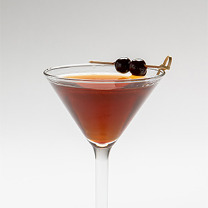 Known by many names, recipes and variations, the full history of this iconic cocktail has been lost to time. But it's been a hit at the Carousel Bar since the 1960's, and the classic mix of Old Forester Bourbon, Berto Red Vermouth, and a dash of Angostura Bitters is still served to this day.