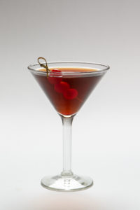 This modern twist on the classic Manhattan is one of the new cocktails on the block at the Carousel, adding a delicious mix of cherry liqueur and chocolate bitters.