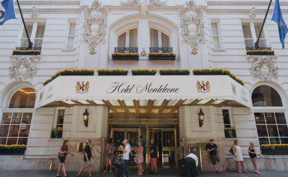 book lover's guide to new orleans literary history hotel monteleone