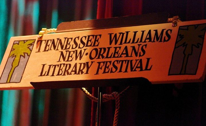 Tennessee Williams Literary Festival in New Orleans