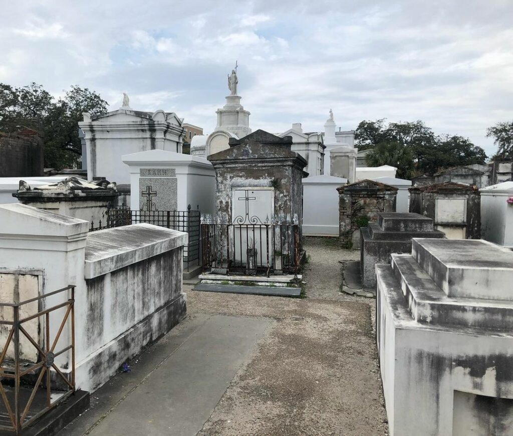 New Orleans' cemeteries, known as Cities of the Dead, a hauntingly beautiful NOLA tradition