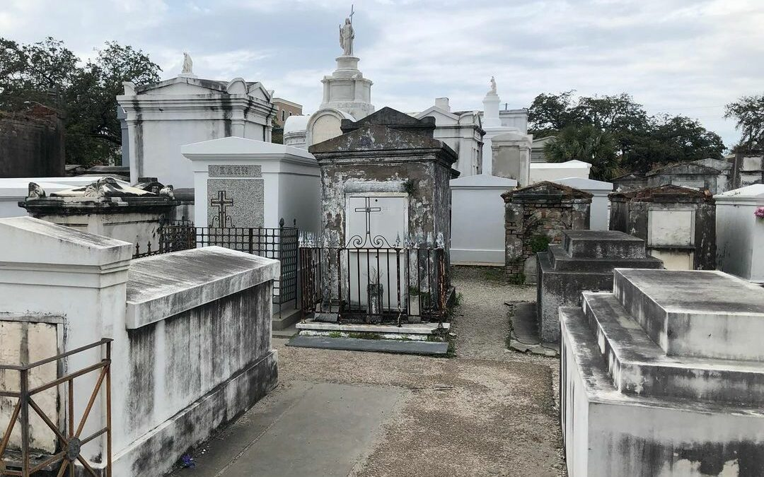 NOLA's Haunted Tours – Take A Haunted Tour of New Orleans This Fall